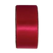 Everyday Ribbons 3m Wide Satin - Cabernet
