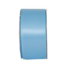 Everyday Ribbons 3m Wide Satin - soothing blue