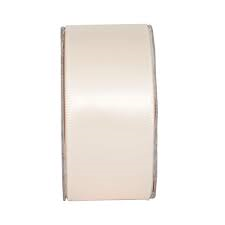 Everyday Ribbons 3m Wide Satin - Cream Blush