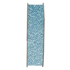 Everyday Ribbons 3m Glitter Satin - soothing blue