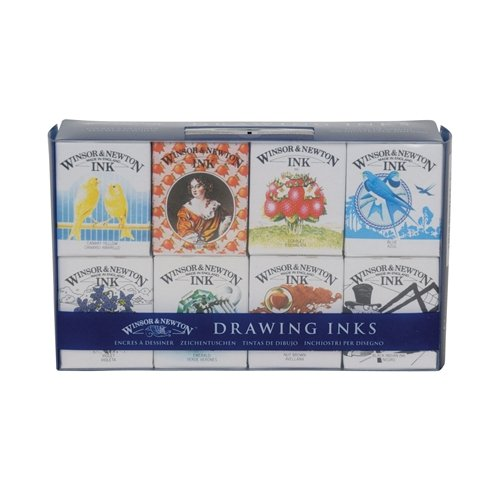 Winsor & Newton - Henry Collection Ink Pack
