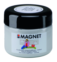 Marabu Magnet - Acrylic primer with magnetic effect.