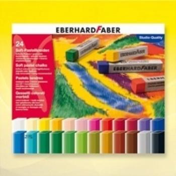 Eberhardfaber soft pastel chalks