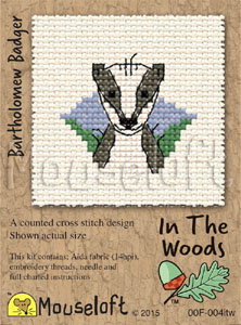 In the Woods - Bartholomew Badger