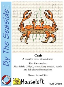 By the Seaside - Crab