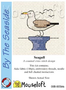 By the Seaside - Seagull