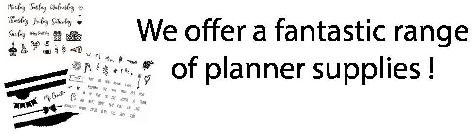 banner planner