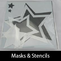 Masks & Stencils
