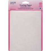 Hemline Tracing Paper 3 Large sheets 76cm x 1.02mtrs)