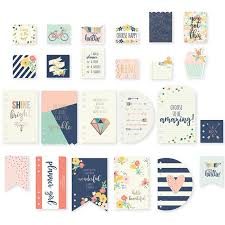 Carpe Diem - POSH Dashboard and Pocket Cards 12 inserts & 12 Cards