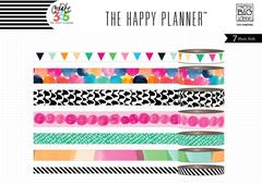 Create 365 The Happy Planner Washi Tape - Watercolour