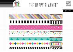 Create 365 The Happy Planner Washi Tape - Brights