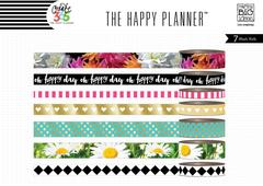 Create 365 The Happy Planner Washi Tape - Picture Quotes