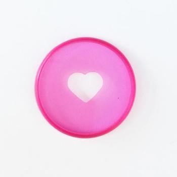 Create 365 The Happy Planner Medium Discs - Translucent Pink