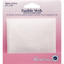 Hemline Fusible Web - Iron on fusible web