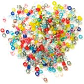 The Craft Factory Seed Beads - Multi