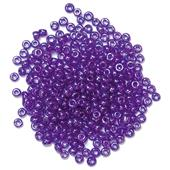 The Craft Factory Seed Beads - Purple