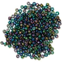 The Craft Factory Seed Beads - Rainbow