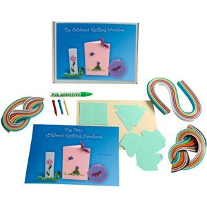 Childrens Quilling Workbook