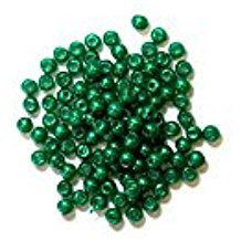 The Craft Factory Pearls - 3mm - Green