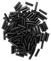 The Craft Factory Bugle Beads - 6mm - Black