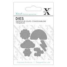 Mini die - Weather Icons