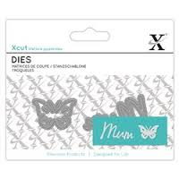 Mini Sentiment Die - Mum