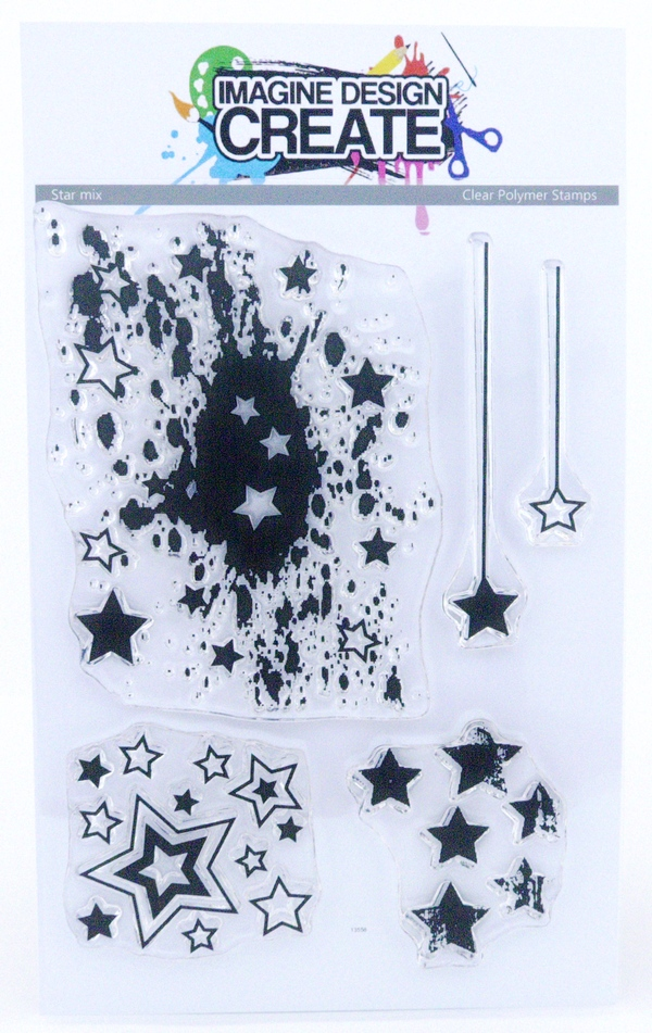 Star Mix - Stamps