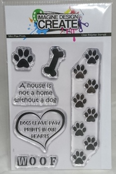 Mini Paw Prints