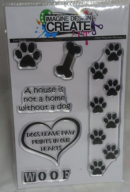 Paw Prints - Stamps