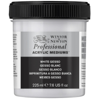Winsor & Newton White Gesso 225ml