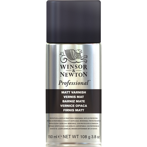 Winsor & Newton Professional Matt Varnish