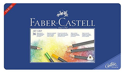 Faber Castell - Art grip pencils 36pk