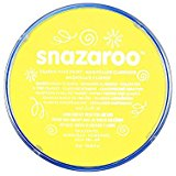 Snazaroo classic face paint - Pale Yellow