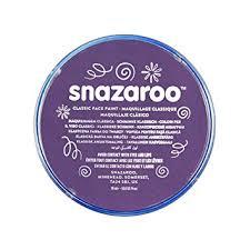 Snazaroo classic face paint - Purple