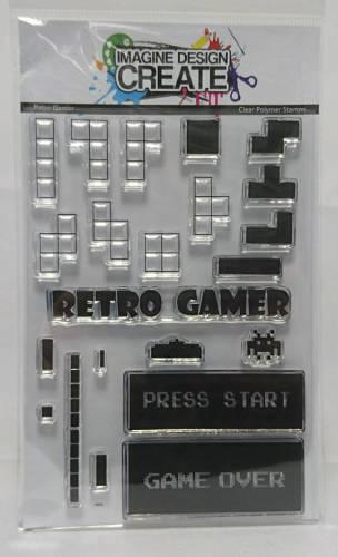 Retro Gamer - Stamps