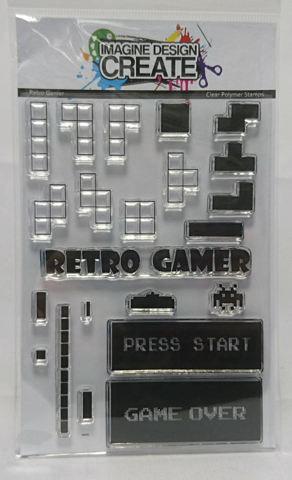 Retro Gamer - Stamps