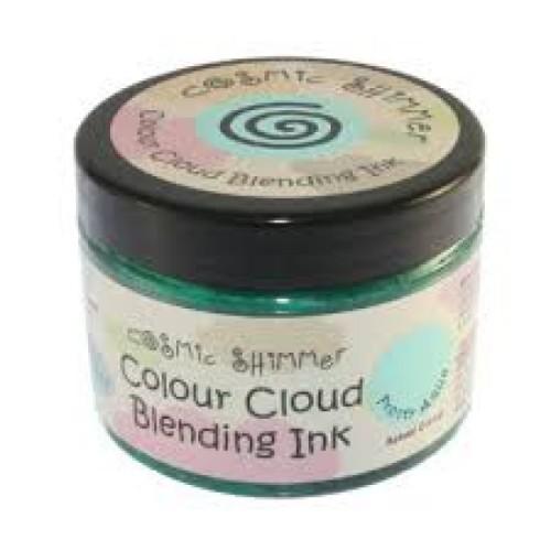Cosmic Shimmer Colour Cloud Blending Ink - Frosty Aqua