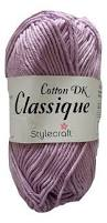 Stylecraft Yarn Craft Cotton