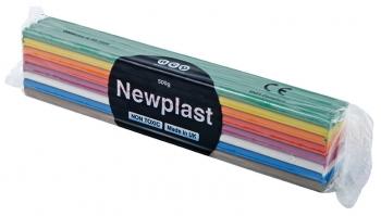 Newplast Modelling Product - Rainbow