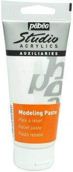 Pebeo Studio Acrylics Auxiliaries Modeling Paste