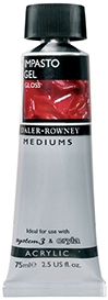 Daler Rowney Impasto Gel Medium Gloss - 75ml