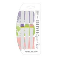 Nuvo Aqua Flow Watercolour pens - Spring Meadow