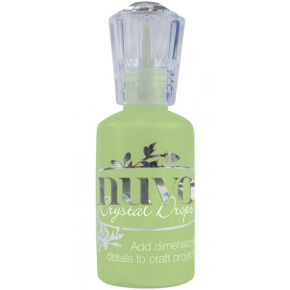 Nuvo Crystal Drops - Apple Green