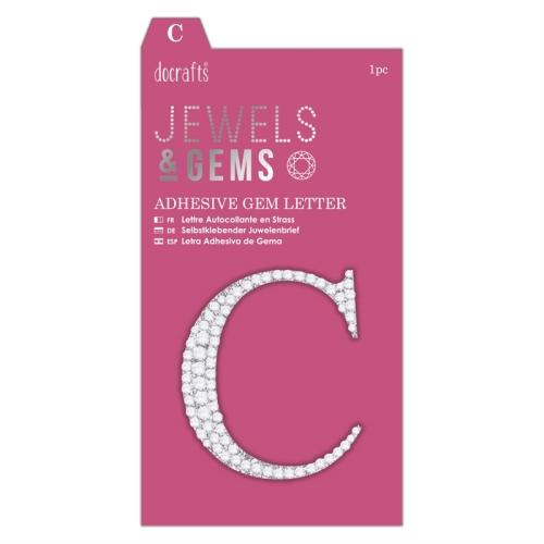 docrafts Jewels & Gems - C