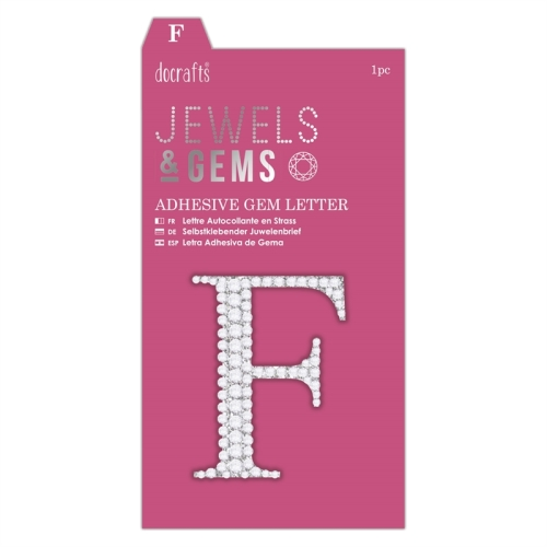 docrafts Jewels & Gems - F