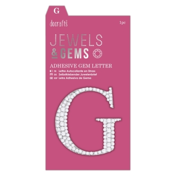 docrafts Jewels & Gems - G