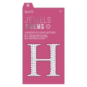 docrafts Jewels & Gems - H