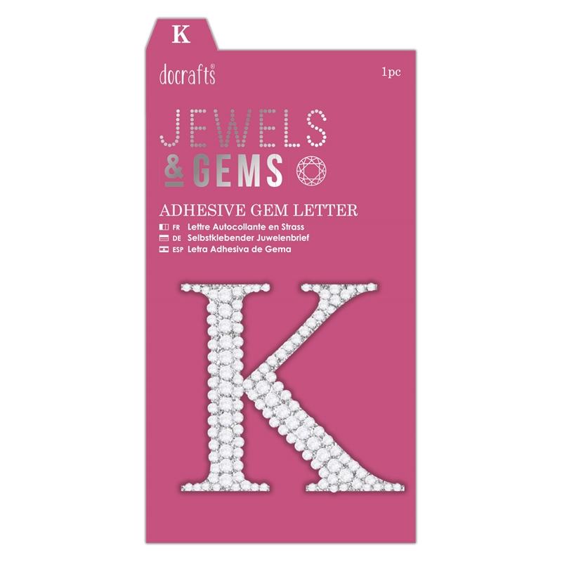 docrafts Jewels & Gems - K