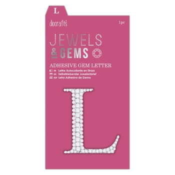 docrafts Jewels & Gems - L